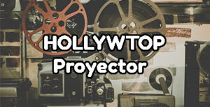 HOLLYWTOP Proyector