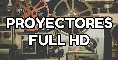 Proyectores Full HD