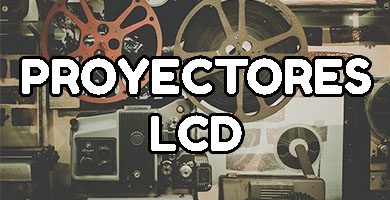 Proyectores LCD